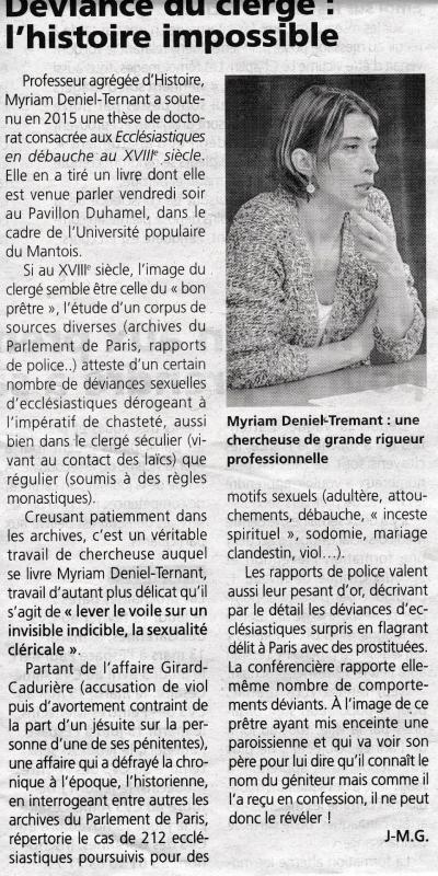 Myriam ternant 31 1 18
